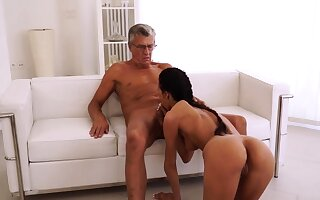Mam fucked hard and anal first maturity Finally she's