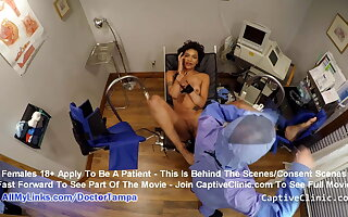 Jackie Banes Expected By Doctor Tampa For Concupiscent Night Of Fun!