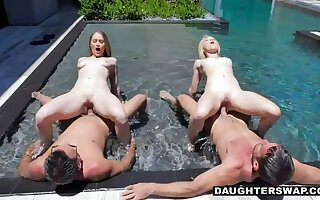 The Submerged Gobbler Stepdaughters