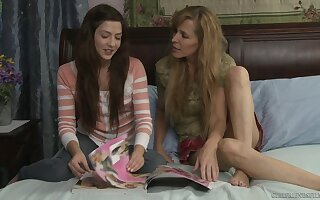 Conduct oneself mommy wants to seduce someone's skin teen step daughter