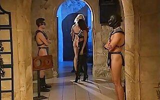 Classic French porno amidst 80s