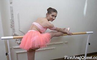 Bad Premiere danseuse Taylor Krystal Loses Nuisance Fuck Virginity